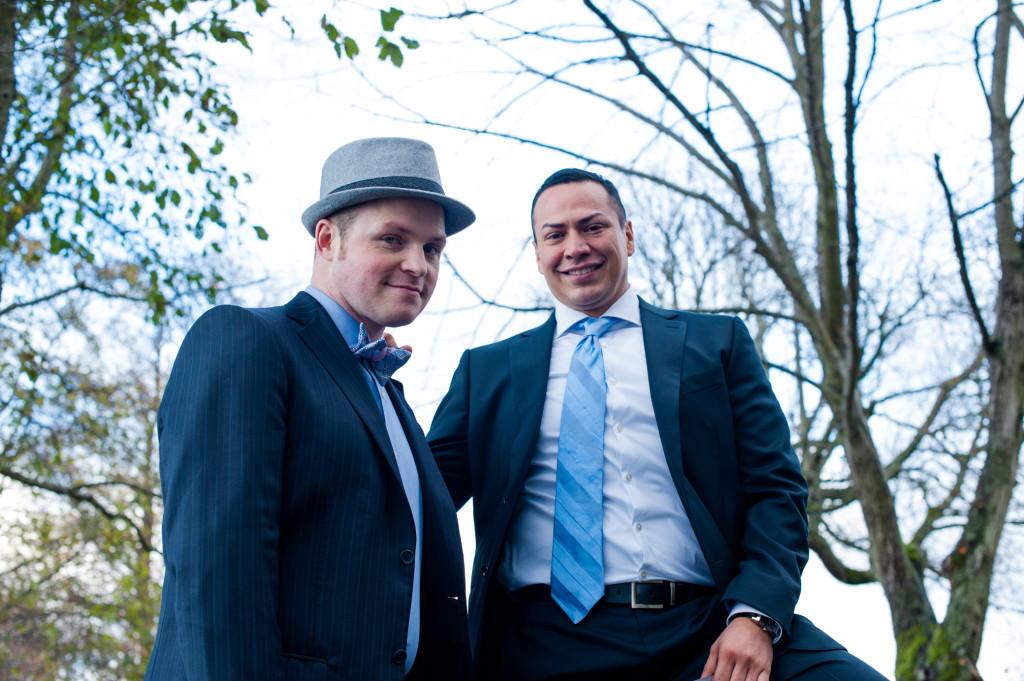 Carson & Hector Wedding - Stanley Park, Vancouver BC