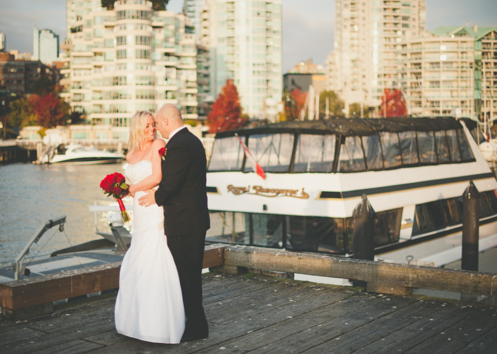 Vancouver Wedding with Dale & Rena - Klix Photography